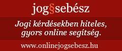 Jogi kérdésekben hiteles, gyors online segítség